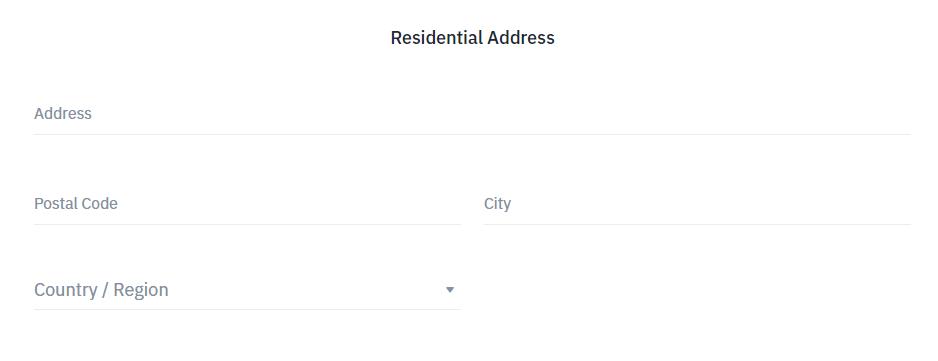 Binance ID verification