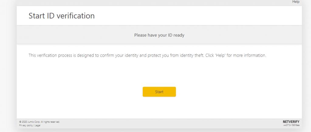 binance ID verification 3