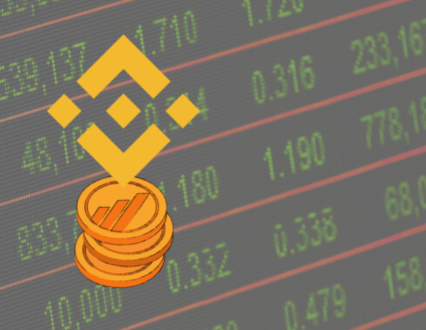 Binance Funding in Top 6 Defi Tokens