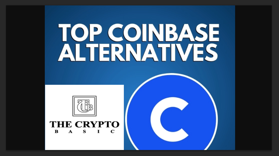 best alternative to Coinbase