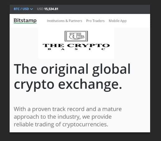 bitstamp review-bitstamp account verification