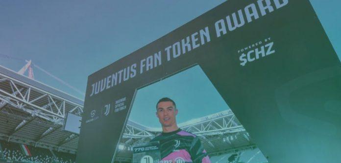 Cryptocurrency Prize For Cristiano Ronaldo powered by chiliz -CHZ