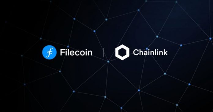 chainlink and filecoin partnership
