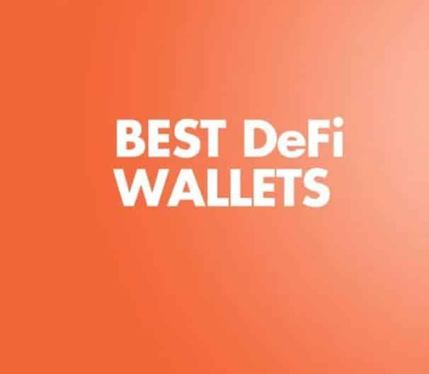 Top 5 Defi Wallets