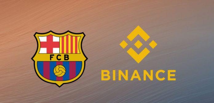 Binance list FC Barcelona Fan token