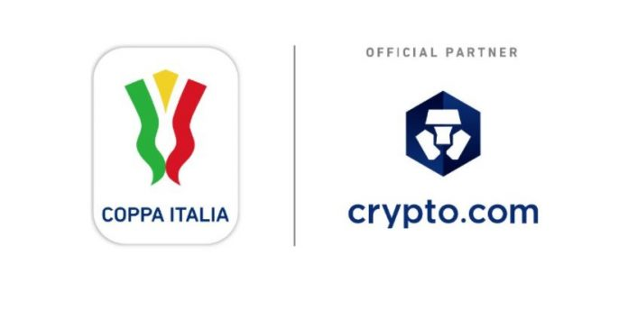 Crypto.Com Partners With Serie A To Sponsor The Italian Cup Final