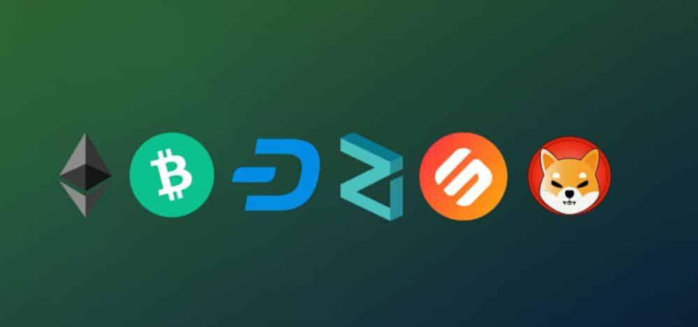 Top Altcoin News To Follow This Week. ETH-BCH-DASH-ZIL-SXP-SHIB
