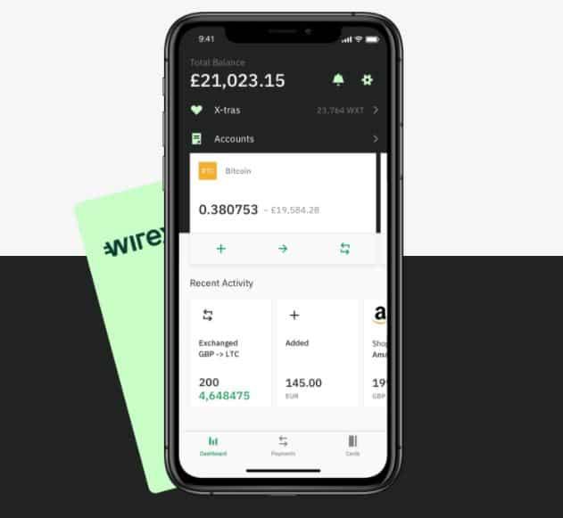 wirex payment app