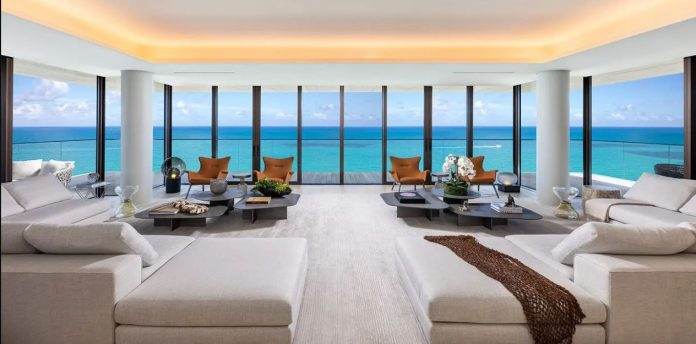 A luxury penthouse in Miami was bought for $22.5 million using cryptocurrency