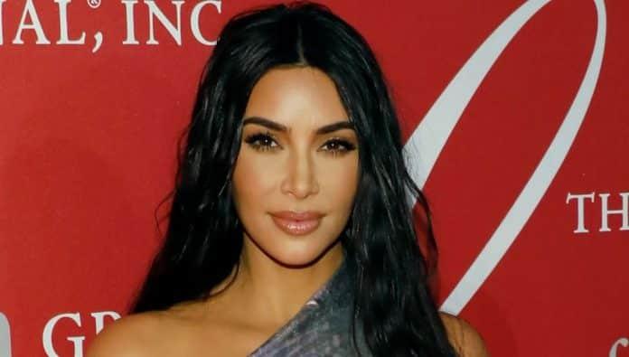 Kim Kardashian is promoting a shady project EthereumMax