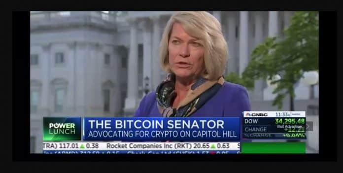 The Bitcoin US Senator, Cynthia Lammis:
