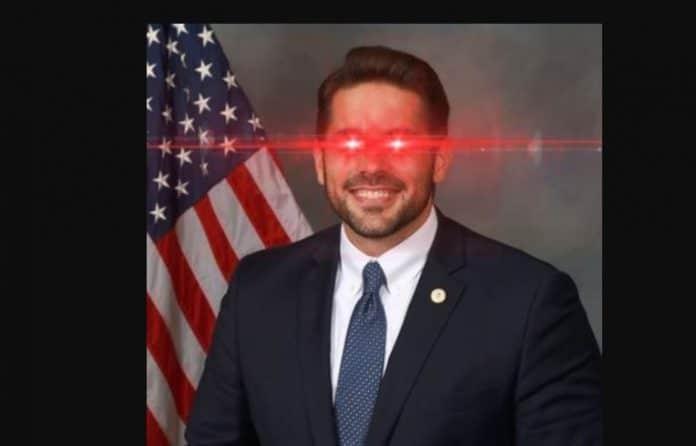 Scott Conger, Mayor of Jackson City