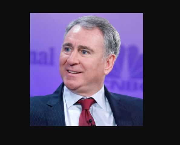 Hedge-fund billionaire Ken Griffin
